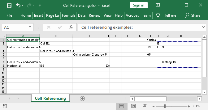 Excel cell and range referencing with GemBox.Spreadsheet for Java