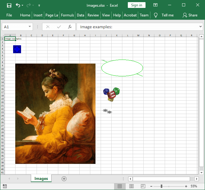 Excel images added with GemBox.Spreadsheet for Java